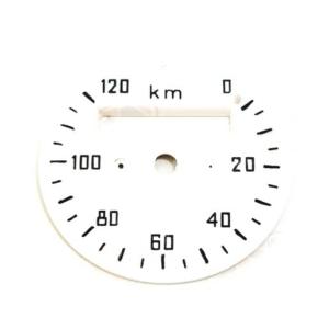 Danuvia kilométer óra számlap